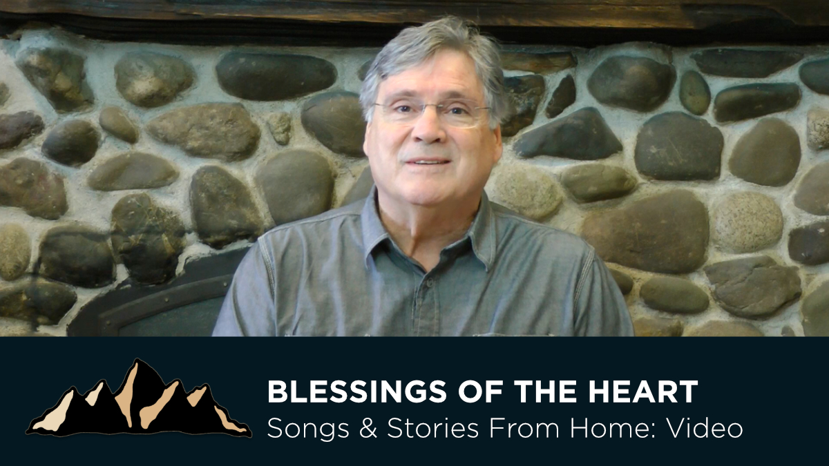 Blessings of the Heart ~ Episode 3 ~ Mark Pearson Music