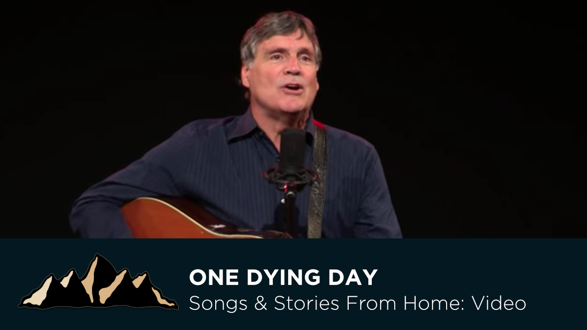 One Dying Day ~ Songs & Stories From Home Episode 8 ~ Mark Pearson Music