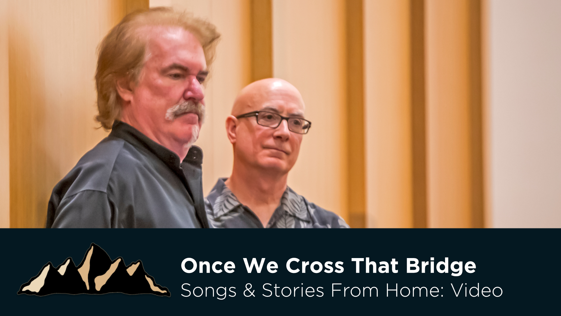 Graduation Celebration Part Eight - Once We Cross That Bridge ~ Songs & Stories From Home Episode 16 ~ Mark Pearson Music