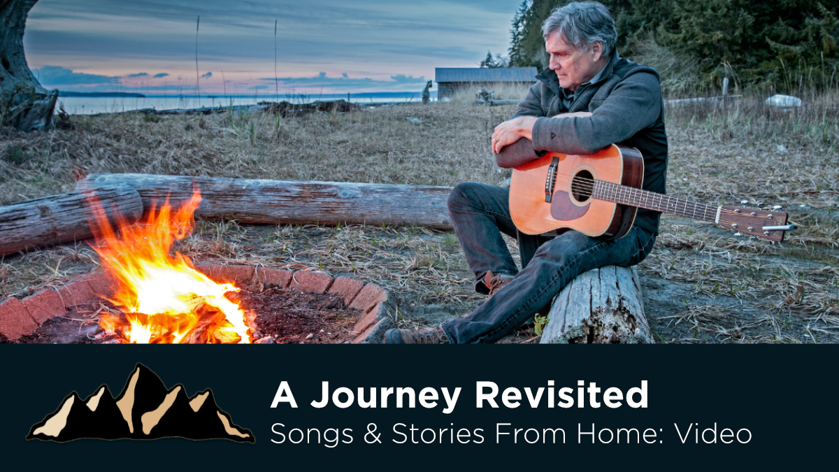 A Journey Revisited ~ Songs & Stories From Home Episode 26 ~ Mark Pearson Music