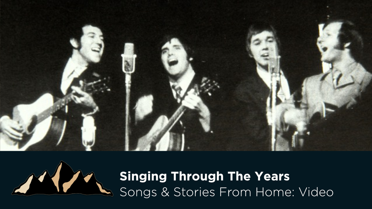 Singing Through the Years ~ Songs & Stories From Home Episode 29 ~ Mark Pearson Music
