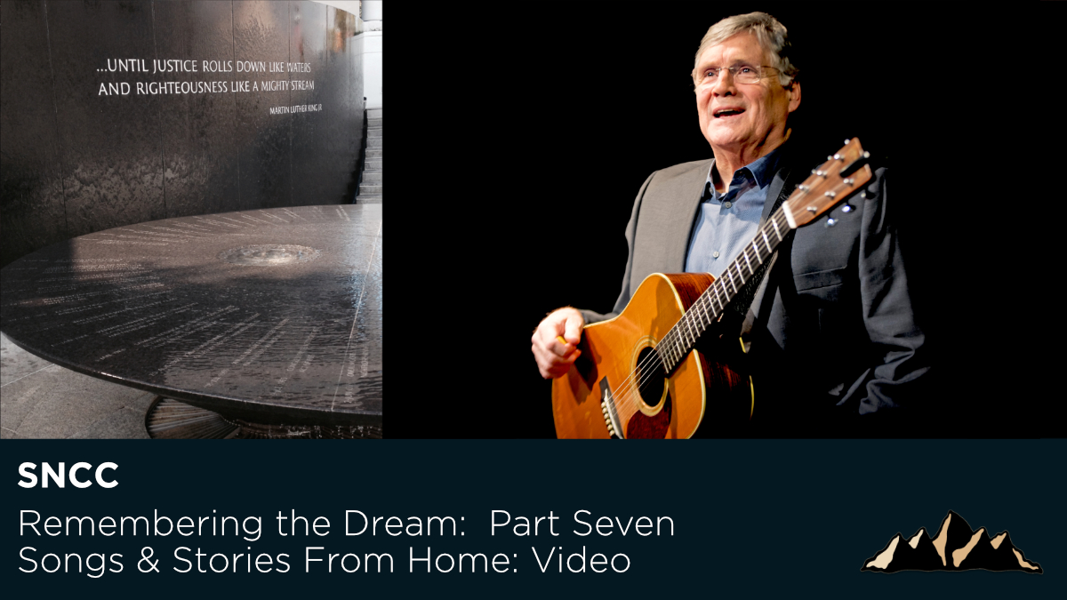 SNCC ~ Songs & Stories From Home Episode 42 ~ Mark Pearson Music