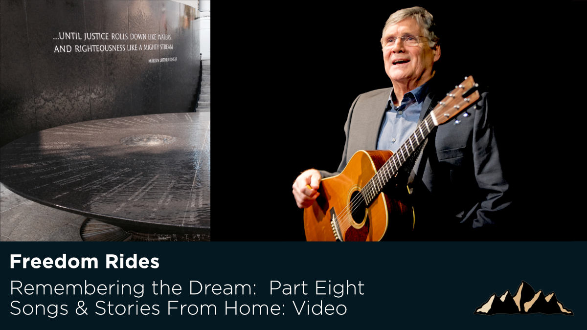 Freedom Rides ~ Songs & Stories From Home Episode 43 ~ Mark Pearson Music