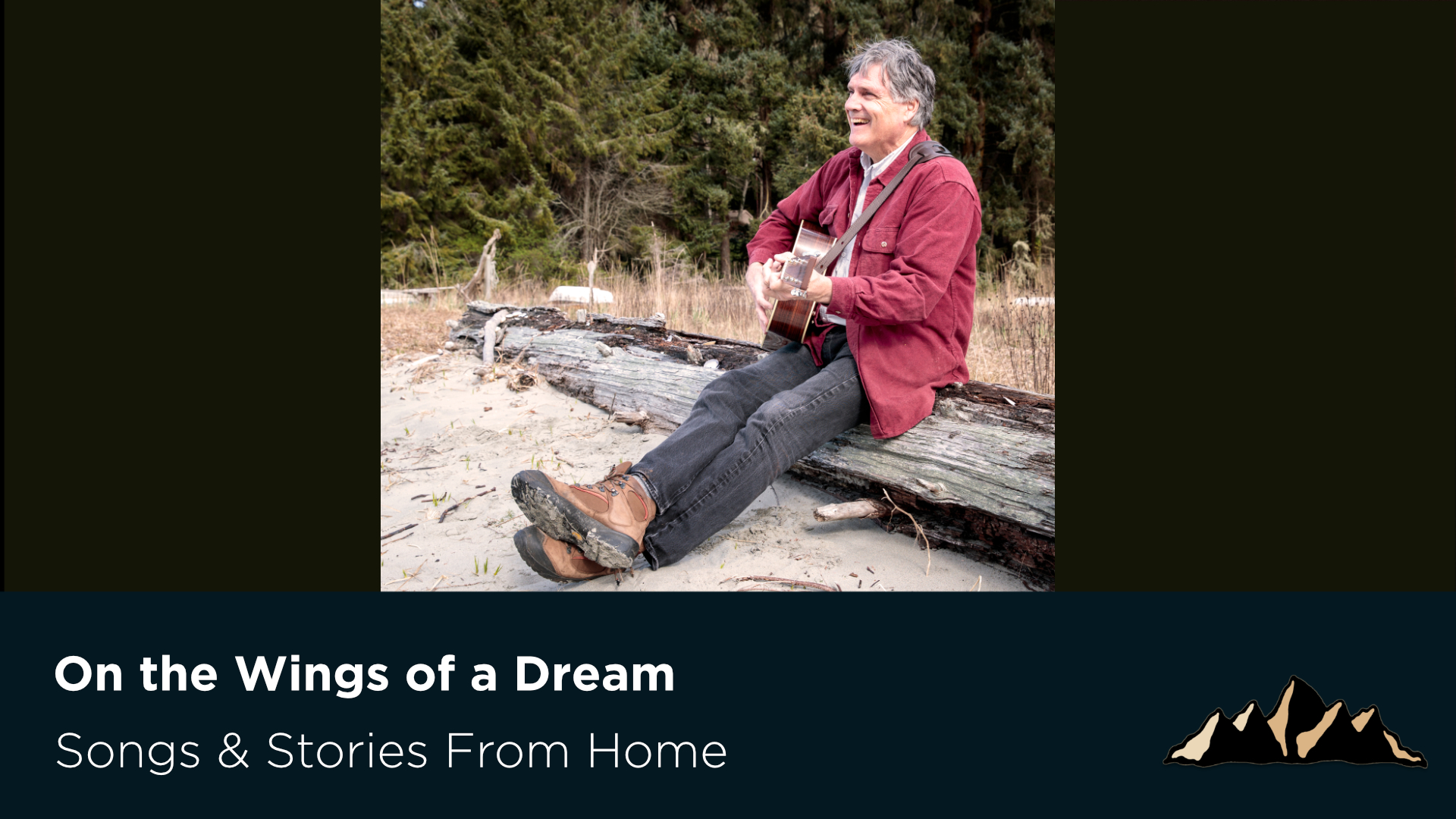 On the Wings of a Dream ~ Songs & Stories From Home Episode 57 ~ Mark Pearson Music