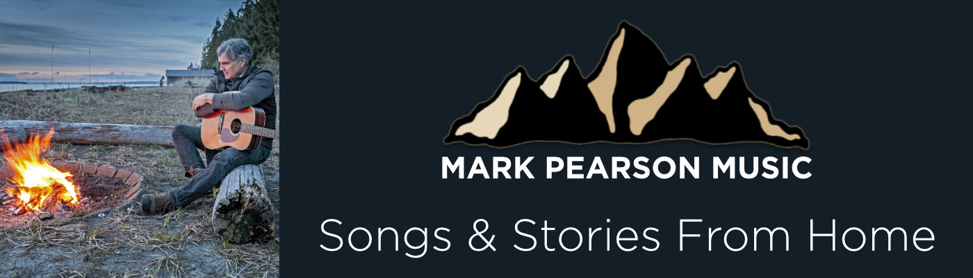 Songs & Stories From Home | Mark Pearson Music
