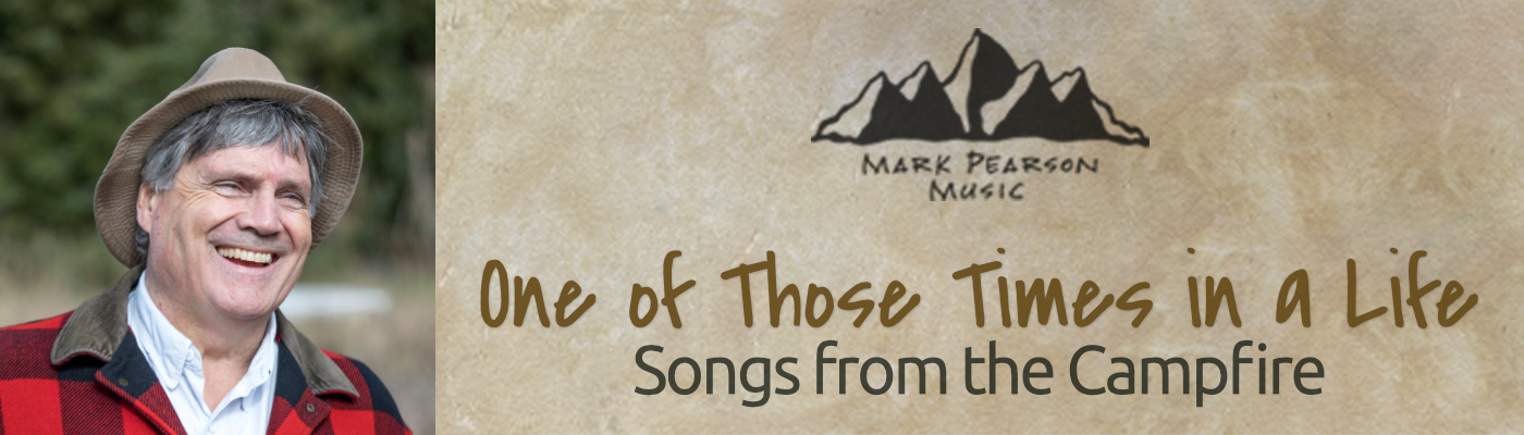 One of Those Times in a Life | Mark Pearson Music