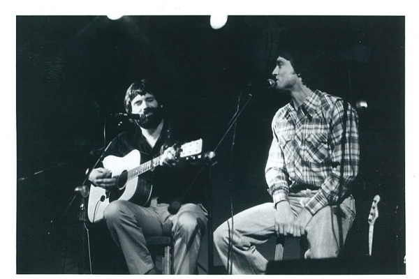 Pearson and McCoy at the Seattle Concert Theater