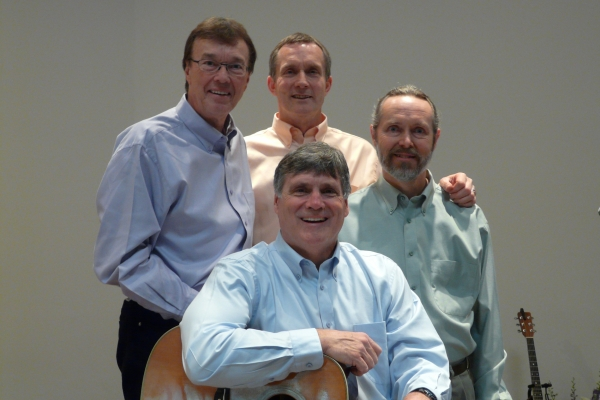 The Brothers Four at Benaroya