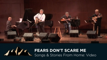 Fears Don't Scare Me Like They Used To: