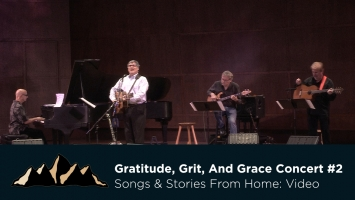 Gratitude, Grit and Grace Concert #2:
